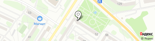Pochti Cafe на карте Березников