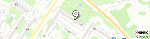 Натали на карте Березников