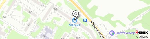 Магазин детской одежды на карте Березников
