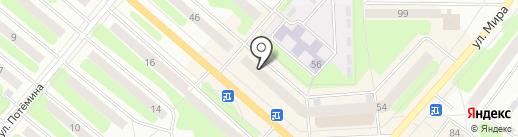 Дента L на карте Березников