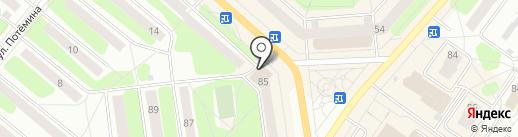 Ярмарка на карте Березников