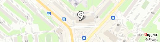 Танюшка и компания на карте Березников