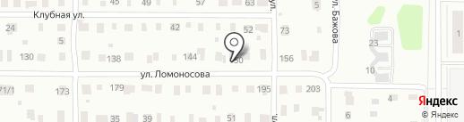 Служба автоэвакуации на карте Березников