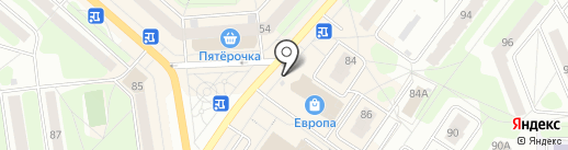 Шаурма №1 на карте Березников
