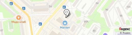 Умелец на карте Березников