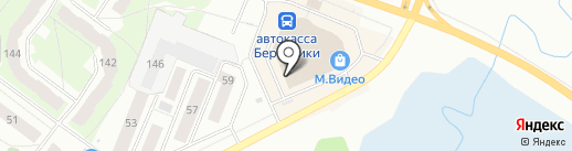 Гайвамебель на карте Березников