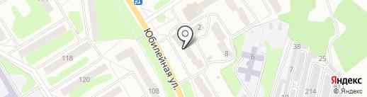 Приличная парикмахерская на карте Березников