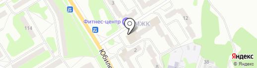 Сладкий я на карте Березников