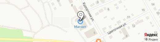 Новая посуда на карте Зелёной Поляны