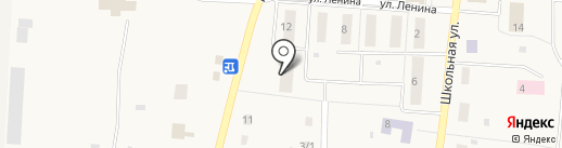 Сбербанк, ПАО на карте Янгельского