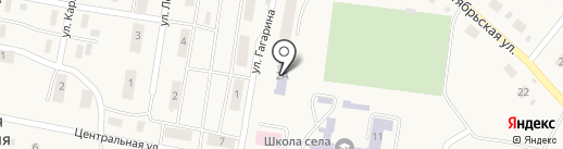 Теремок на карте Красной Башкирии