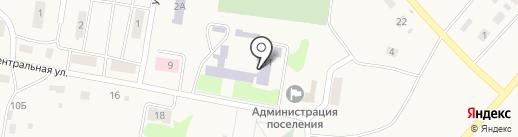 Средняя общеобразовательная школа на карте Красной Башкирии
