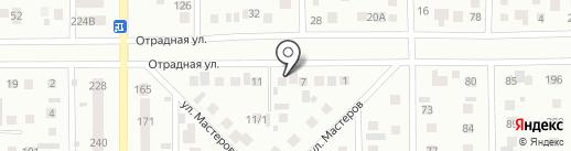 ТеплоХаус на карте Магнитогорска