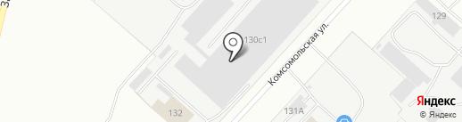 Компания Металл Профиль на карте Магнитогорска