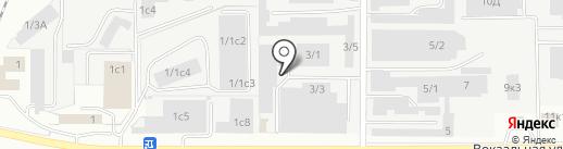 СтройТорг на карте Магнитогорска