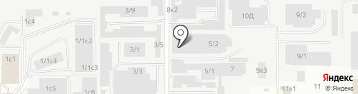 Аркаим Аква на карте Магнитогорска