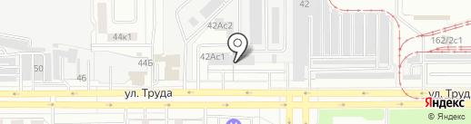 Автолидер на карте Магнитогорска