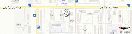 ТСЖ-25 на карте Магнитогорска