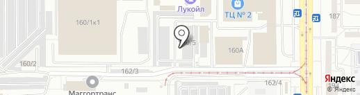 Реал-Лес на карте Магнитогорска