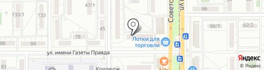 Nissan club на карте Магнитогорска