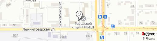 Центр гигиены и эпидемиологии Челябинской области в г. Магнитогорске и Агаповском, Кизильском, Нагайбакском, Верхнеуральском районах на карте Магнитогорска