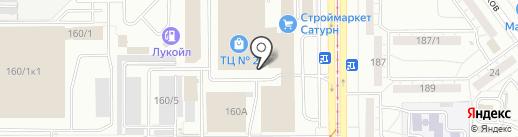 ВОЗДУХ на карте Магнитогорска