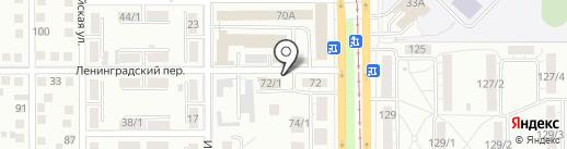 ПромПоставка на карте Магнитогорска