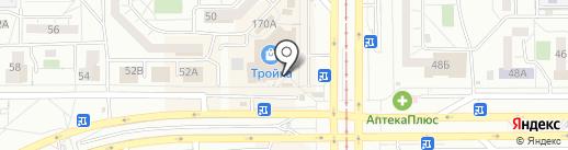 KatrinA на карте Магнитогорска