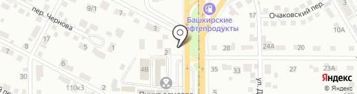 Мастер на час на карте Магнитогорска