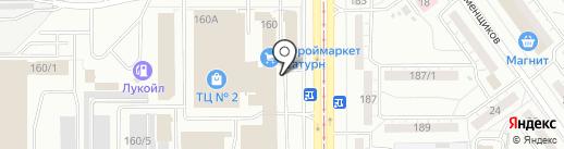 Инструменты74.рф на карте Магнитогорска