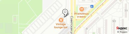 Оил Маркет на карте Магнитогорска