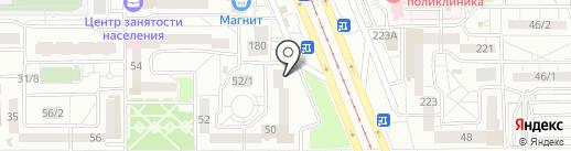 Service Master на карте Магнитогорска