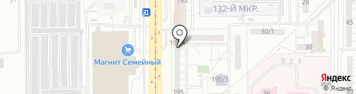 АБСОЛЮТ на карте Магнитогорска