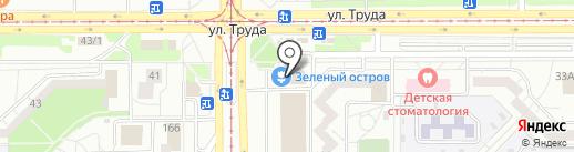 КупиБукет на карте Магнитогорска