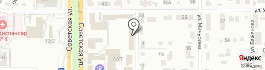 АВТОСЕРВИС У СЕРЕГИ на карте Магнитогорска