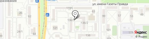 Дадунхай на карте Магнитогорска