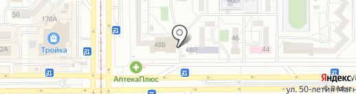Рукодельница на карте Магнитогорска