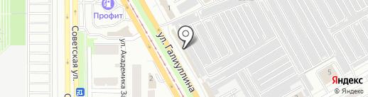 РомТех на карте Магнитогорска