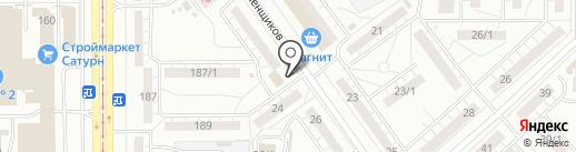 Единый расчетно-кассовый центр на карте Магнитогорска