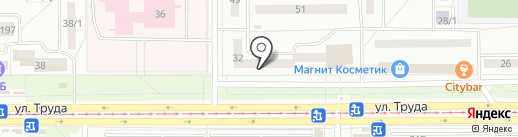 ИНВИТРО на карте Магнитогорска