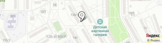 Металлург 11, ПЖСК на карте Магнитогорска