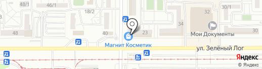 АБ Эвакуатор на карте Магнитогорска