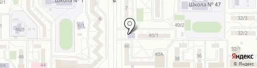 Автолайф на карте Магнитогорска