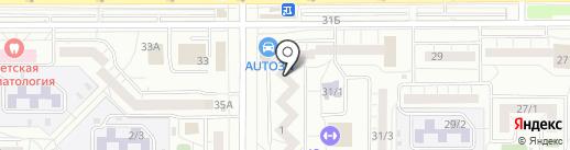 Техподдержка на карте Магнитогорска