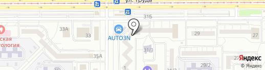 Кулинария на карте Магнитогорска