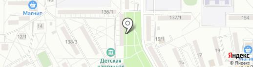 Инспекция по делам несовершеннолетних на карте Магнитогорска