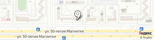 Telepay на карте Магнитогорска