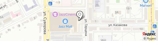 Fitness Food на карте Магнитогорска