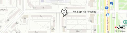 Котёлсервис на карте Магнитогорска