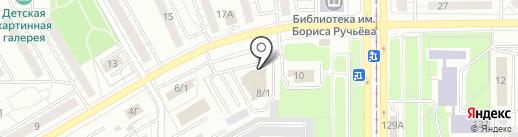 Rocketsweb на карте Магнитогорска